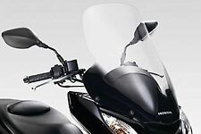2013 PCX150 Scooter Moped HONDA NEW OEM Tall Clear Poly Windshield Windscreen