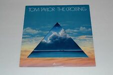 Tom Taylor - The Crossing - 1986 Aspen Records - David Grisman - FAST SHIPPING!