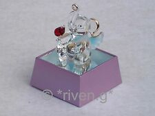 ELEPHANT & LADYBIRD@Cute@Unique GOOD LUCK~Gift@LIGHTS UP Mirror Base@Cake Topper