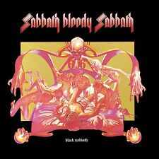 Black Sabbath -Sabbath Bloody Sabbath NEW SEALED 180g LP Ozzy, Geezer, Iommi...