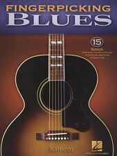 Fingerpicking Blues Guitar TAB Robert Johnson BB King T-Bone Walker Willie Dixon