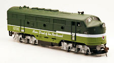 HO IHC NORTHERN PACIFIC NP F-3 A  LOCO DC/DCC/S  EMD F-3 A WITH REMOTE M6824