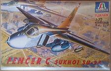 1:72  ITALERI #019 SUKHOI Su-24 FENCER C