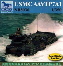 Bronco Models - NB 5036 - USMC AAVTP7A1 - 1:350
