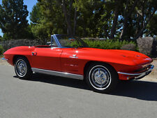 Chevrolet : Corvette Fuelie 360hp