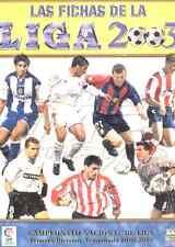 Las Fichas de la Liga 2003 Mundicromo. Colección completa.