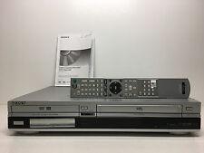 Sony RDR-VX420 DVD Recorder VHS Videorecorder +FB +BDA