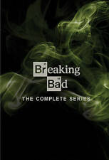 BREAKING BAD COMPLETE SERIES (DVD, 2014, 21-Disc Set) NEW