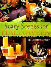 Scary Scenes for Halloween by Jill Williams Grover (1999, Paperback)