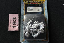 Games Workshop WARHAMMER 40k Space Marine del Caos rumore Marine DOOM Siren new fuori catalogo