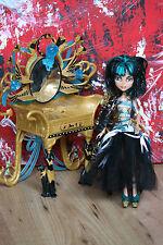 Cleo de Nile Halloween mit Schminktisch Vanity Puppe Doll Monster High