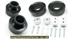 COMPLETE LIFT KIT 2'' SPACERS + FITTING KIT - JEEP GRAND CHEROKEE (WJ) 1999-2004