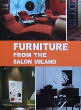 LIVRE NEUF: FURNITURE FROM THE SALON MILANO MEUBLE/MEUBEL/MEUBLES