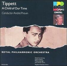 Child of Our Time by Michael Tippett, Andre Previn