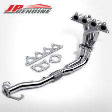 STAINLESS MANIFOLD EXHAUST HEADER - MITSUBISHI LANCER ES/OZ/SE/LS 2.0 4CYL 02-07