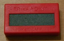"Permapoint ""1"" Dart Point Protector/Sharpener (Red)."