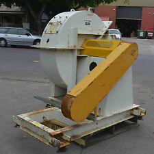 IPSCO Large material handling dust extraction ventilation fan NYB334GL30BF