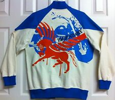 RARE*Legendary*HARLEY-DAVIDSON PEGASUS FLYING HORSE*Ride the Wind*JKT*L*Chest 49