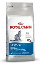 Royal Canin Indoor 27 Cat Adult Dry Food Balanced and Complete 4kg