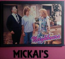 """TOPPS """"NEIGHBOURS"""" TRADING CARD NUMBER 5 - 1988 (Grundy Television) - New & Mint"""