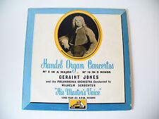 Handel Organ Concertos No.8 & No.16, LP  Vinyl (27)