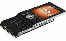 Sony Ericsson W910i Unlocked Mobile Phone - Refurbished