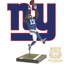 ODELL BECKHAM JR. - McFarlane NFL Series 37 New York Giants Figure - PREORDER