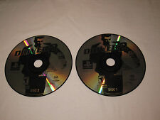 Driver 2 (PlayStation PS1) GH Game CDs in a Plain Case Excellent!