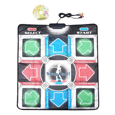 Game Dancing Step Dance Mat Pad for PC and TV New Stay Cool !