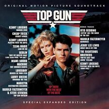 Top Gun - Soundtrack - CD - New!! Sealed CD!! FREE SHIPPING!!