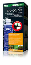 Dennerle Nano Bio CO2 Set - CO2 Fertilizer Injection for Nano Corner Filter & XL