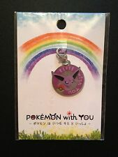 Pokemon With You Keyring From The Pokemon Center Japan - Espeon