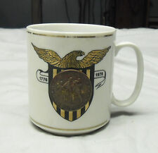 "Whirlpool Dealers ""Spirit of 76"" Bicentennial Coffee Mug with Coin Logo"