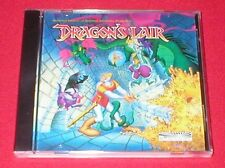 Dragon's Lair for the IBM 386 and MS-DOS PC CD Computer NEW SEALED