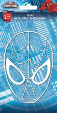 SPIDER-MAN - WINDOW DECAL/STICKER - BRAND NEW MARVEL COMICS CAR FACE 7676