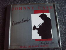 Johnny Cash-Classic Cash-Hall of Fame Series-CD