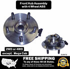 Premium Front Wheel Hub Bearing Assembly Ram 1500 4 Wheel ABS w/ 2 Yr Warranty