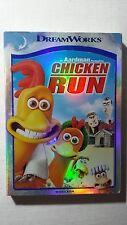 Chicken Run (DVD, 2000, Widescreen) New With Slipcover