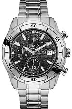 GUESS W0746G2,Men's Chronograph,NEW WITH TAG AND GUESS BOX,SCREW CROWN,100m WR