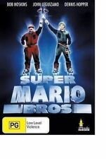 Super Mario Bros the movie (Bob Hoskins) (PAL Format DVD. REGION 4)