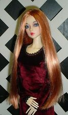 "Doll Wig, Monique Gold ""Paris"" Size 8/9 in Reddish Blonde"