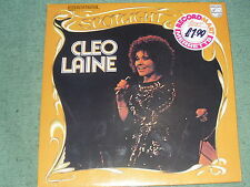 Music/L.P.    Spotlight on Cleo Laine.  2 Record Set.  Used.