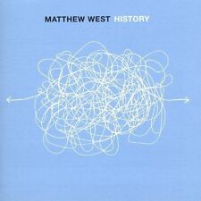 History by Matthew West (CCM) (CD, Jun-2005, Universal South Records)