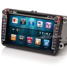 "8"" Car DVD Player SatNav Radio DVB-T BT for Passat Skoda Jetta Golf 5 6 Tiguan"