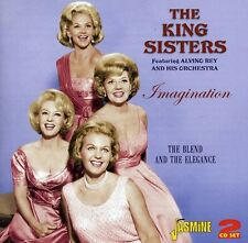 Imagination: Blend & The Elegance - King Sisters (2012, CD NIEUW)2 DISC SET
