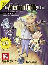 Mel Bay American Fiddle Method, Vol. 1 (Book & CD), Brian Wicklund, Acceptable B