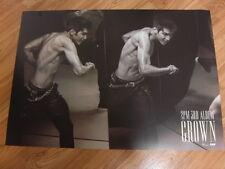 2PM  - [JUN. K] Grown (Version B) [OFFICIAL] POSTER *NEW* K-POP JUNSU