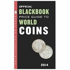 The Official Blackbook Price Guide to World Coins 2014, 17th Edition-ExLibrary