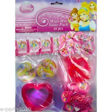 DISNEY PRINCESS Sparkle and Shine FAVOR PACK (48) ~ Birthday Party Supplies