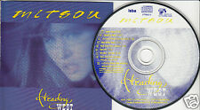MITSOU Heading West (CD 1992) French Quebec Pop Bye Bye Mon Cowboy FREE SHIPPING